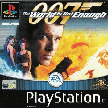 007 The World Is Not Enough E Iso Sles 03134 Rom Download
