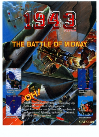 1943: The Battle of Midway  Game