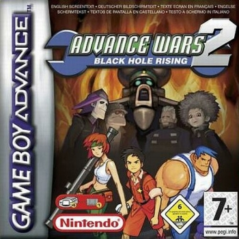 Advance Wars 2 - Black Hole Rising  Game