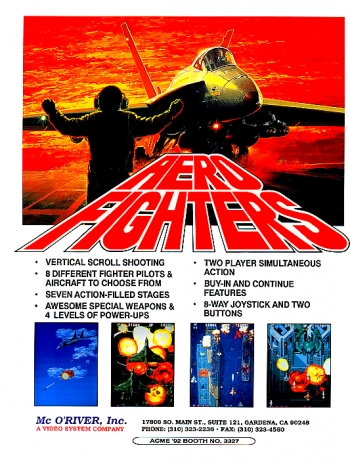 Aero Fighters   Game