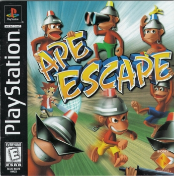 Ape Escape [U] ISO[SCUS-94423] Game