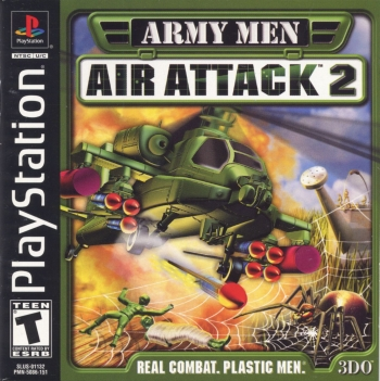 Army Men - Air Attack 2 [U] ISO[SLUS-01132] Game