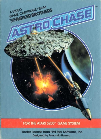 Astro Chase   Game