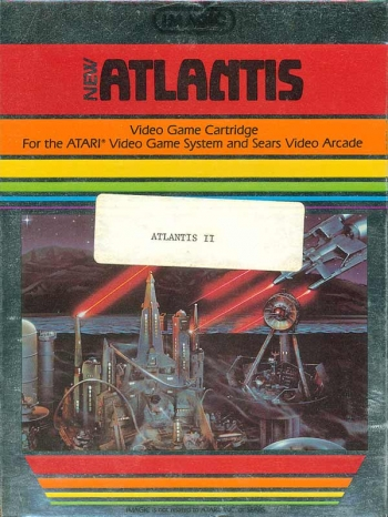 Atlantis II    Game