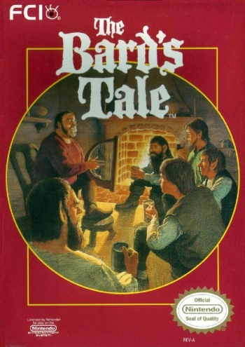 Bard's Tale, The - Tales of the Unknown  Game