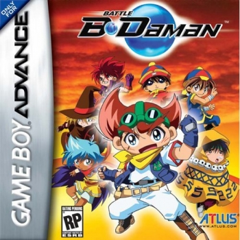 Battle B-Daman  Game