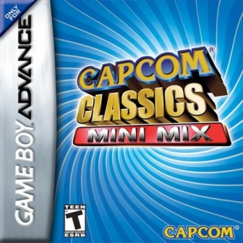 Capcom Classics - Mini Mix  Game