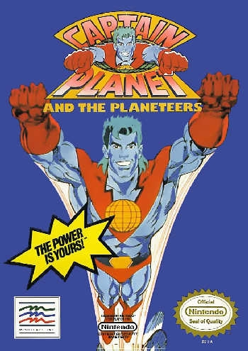 Captain Planet and the Planeteers  Game