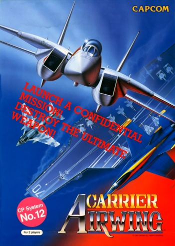 Carrier Air Wing  Game