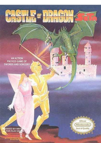 Castle of Dragon  Game