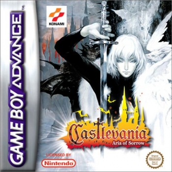 Castlevania - Aria of Sorrow  Game