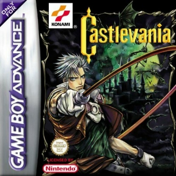 Castlevania - Circle of the Moon  Game
