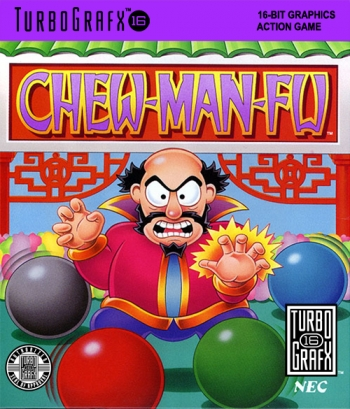 Chew Man Fu  Game