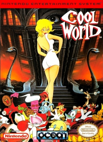 Cool World  Game