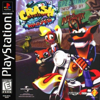 Crash Bandicoot 3 - Warped [U] ISO[SCUS-94244] Game