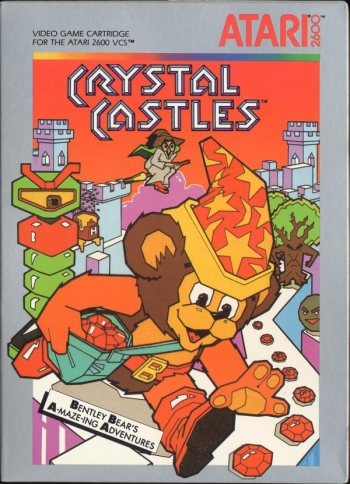 Crystal Castles    Game