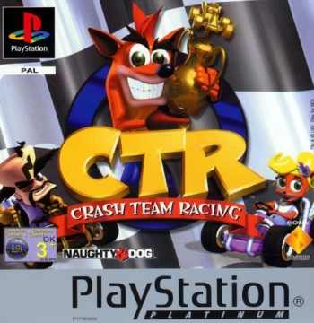 CTR - Crash Team Racing   ISO[SCES-02105] Game