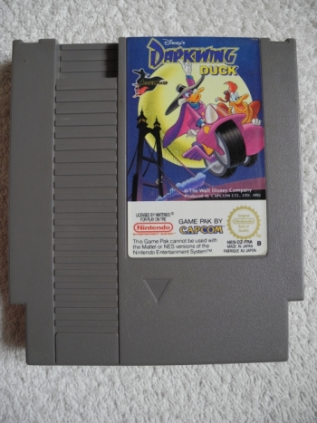 Darkwing Duck (Europe) ROM Download - Free NES Games - Retrostic