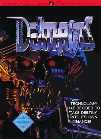 Deathbots   Game
