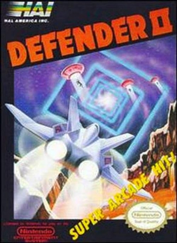 Defender II  Game