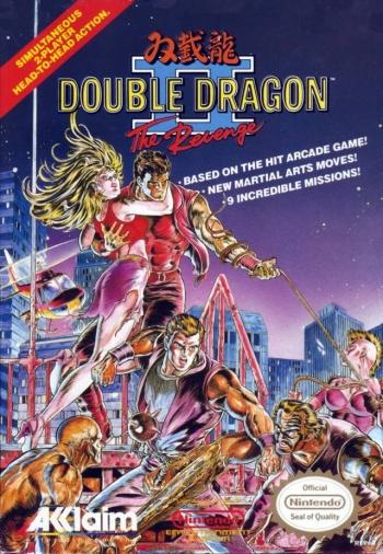 double dragon arcade game rom