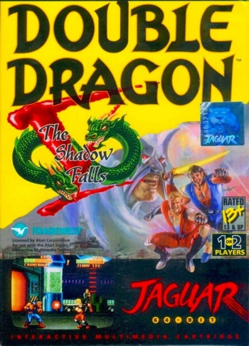 Double Dragon V - The Shadow Falls  Game