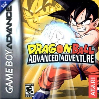 Dragon Ball - Advanced Adventure  Game