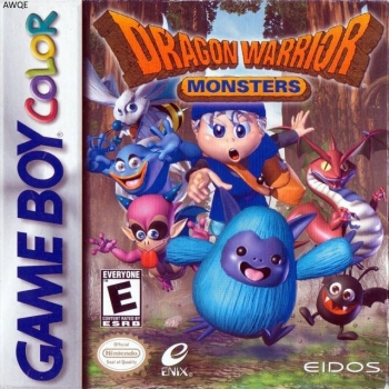 Dragon Warrior Monsters  Game