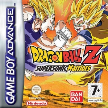 DragonBall Z - Supersonic Warriors  Game