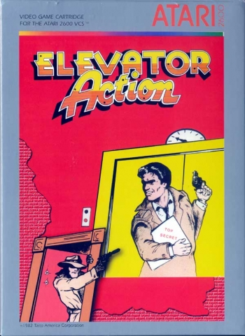 Elevator Action     Game