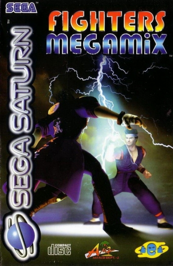 Fighters Megamix  ISO Game