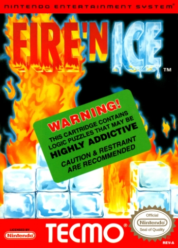 Fire 'n Ice  Game