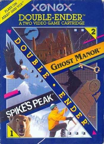 Ghost Manor    Game