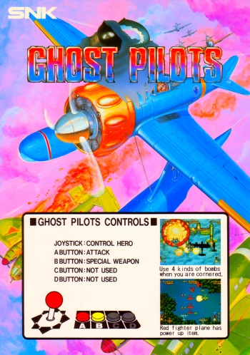 Ghost Pilots  Game
