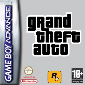 Grand Theft Auto Advance  Game