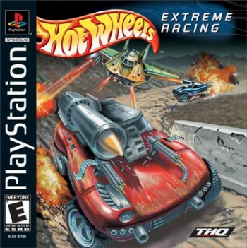 Hot Wheels - Extreme Racing [U] ISO[SLUS-01293] Game