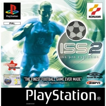 ISS Pro Evolution 2  ISO[SLES-03321] Game