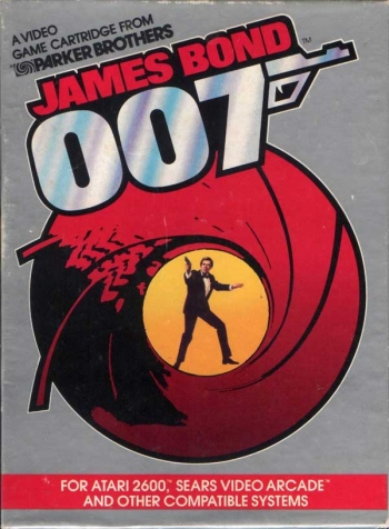 James Bond 007     Game