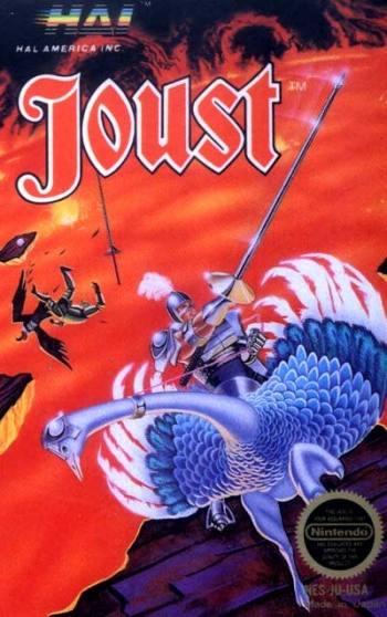 Joust  Game