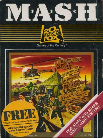 M.A.S.H    Game