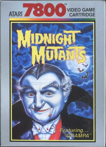 Midnight Mutants Game