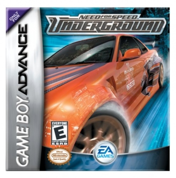 Need For Speed - Underground  Game