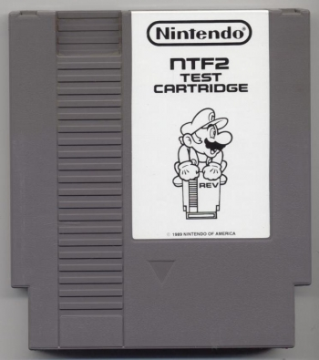 NES Test  Game