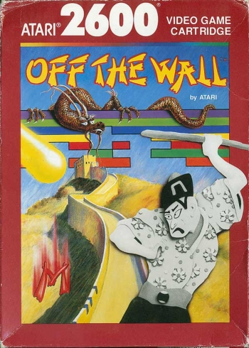 Off the Wall     Game