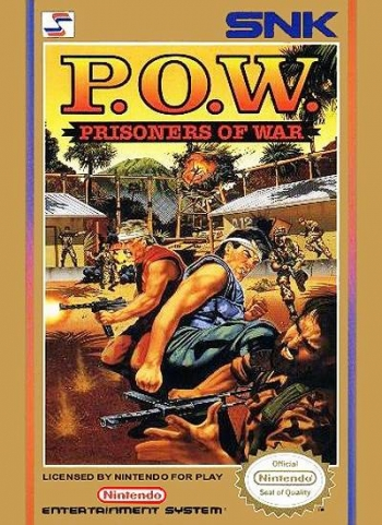 P.O.W. - Prisoners of War  Game