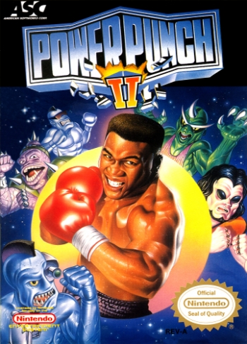 Power Punch II  Game