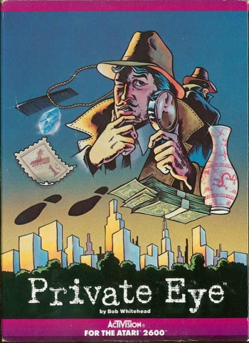 Private Eye    Game