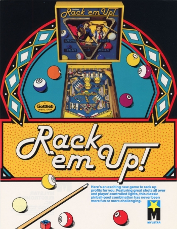 Rack 'em Up!  Game