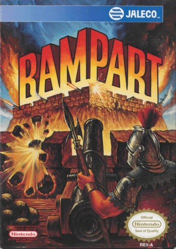 Rampart  Game