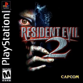 Resident Evil 2 [CD2] [U] ISO[SLUS-00592] ROM Download